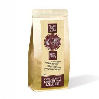 Café artisanal italien origine Mexique 100% arabica, café moulu ou en grains