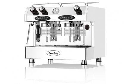 Torino Vintage Café, distributeur pour la France des Machines à café professionnelles Fracino, production artisanale, modèle Bambino