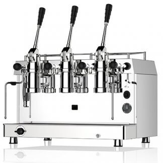 Torino Vintage Café, distributeur pour la France des Machines à café professionnelles Fracino, production artisanale, DualFuel autonome pour une utilisation en extérieur, idéal Food Truck, triporteur, campingcar, modèle Retro